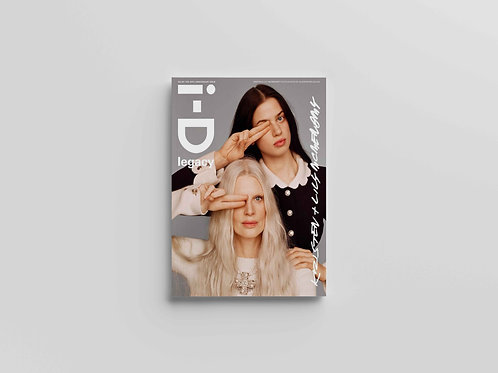 i-D #361: Kristen and Lily MCMenamy