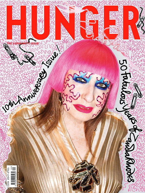 HUNGER 10th Anniversary Issue