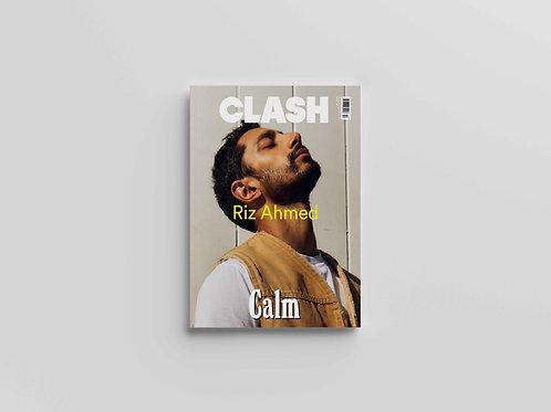 Clash #117 cover: Riz Ahmed