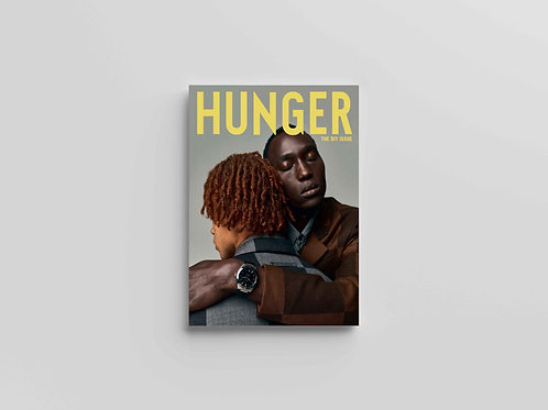 HUNGER #19: Heavy in your Arms