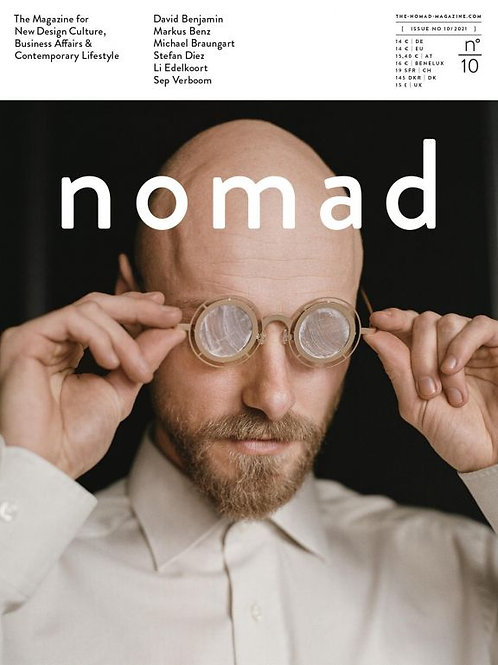 NOMAD: Issue 10