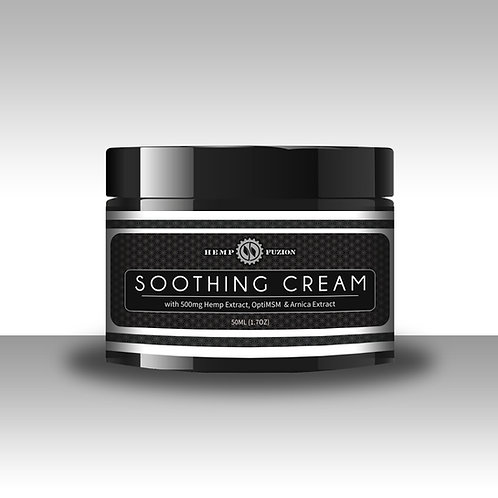 Hemp Fuzion SOOTHING CREAM
