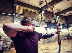 Archery Richard Goss Actor