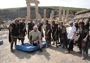 Wrath of the Titans Film Richard Goss Actor