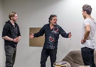 Richard Goss Film Actor Steven Ditmyer Meisner Training