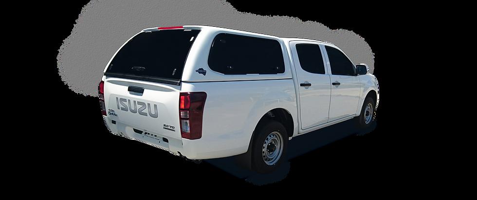 ISUZU DMAX MY11 - Dual Cab Canopy