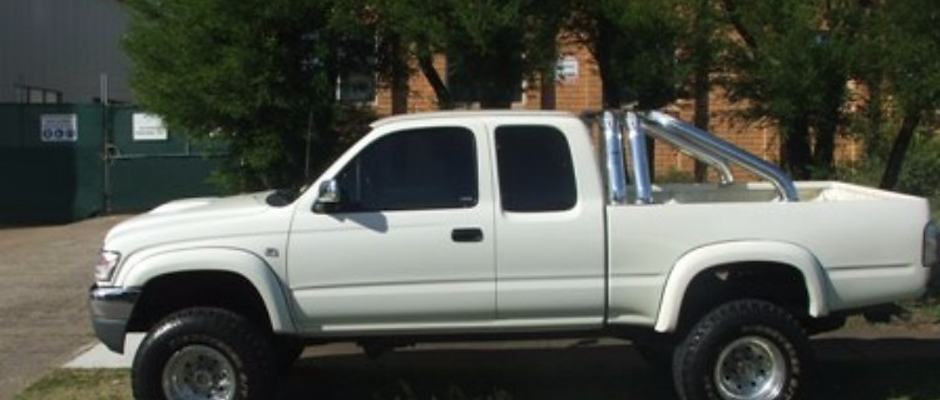 After Market Sports Bars - Mazda BT-50