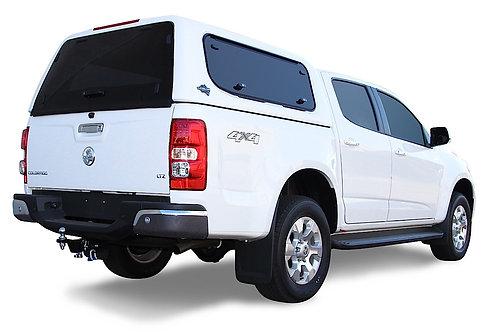 Holden Colorado - Dual Cab Canopy