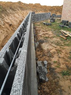 Mur soutènement Stepoc