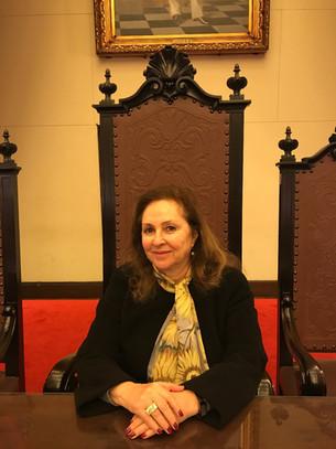 Entrevistamos Silmara J. A. Chinellato