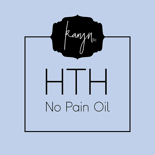HTH No Pain Oil