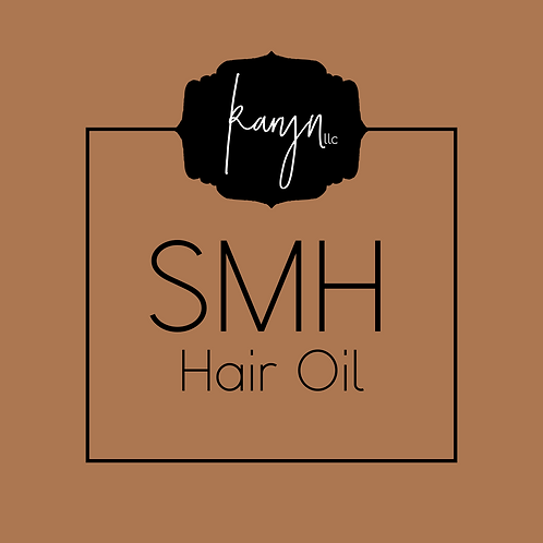 SMH Hair Oil -Coming in March