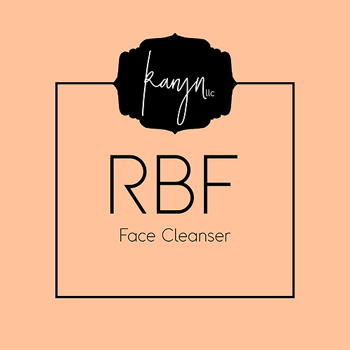 RBF Facial Cleanser