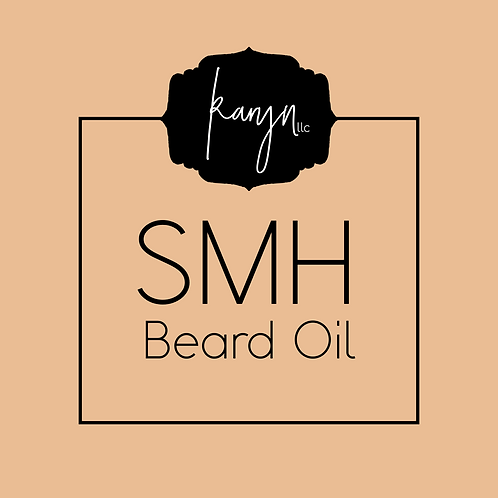 SMH Beard Oil -Coming in March