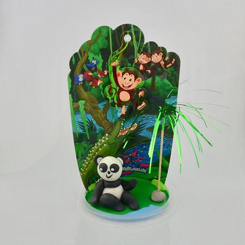 MAMÁ PANDA EN ESCENARIO