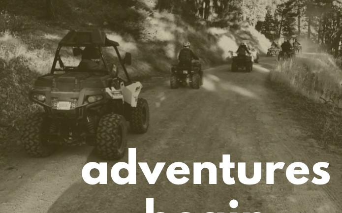 Adventure fun!