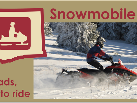 Check out all the Snowmobile Trails!