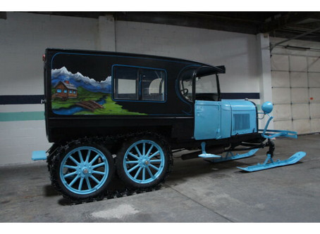 Private Owners Collective Model A for Sale.