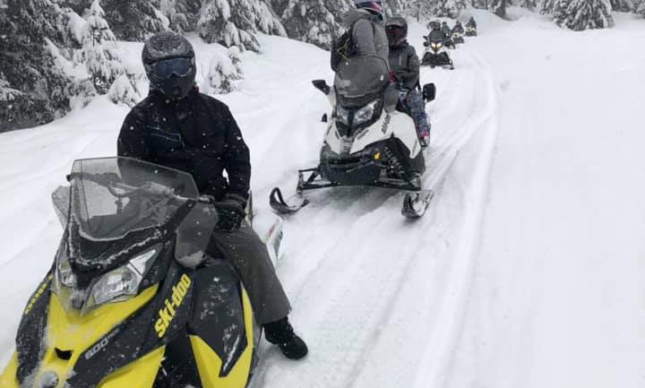 MotortoyRentals snowmobiles