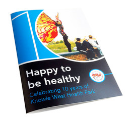 Happy to be healthy