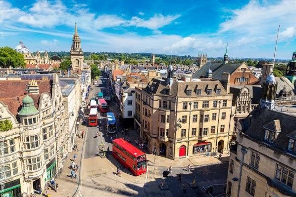 Oxford - EM Normandie