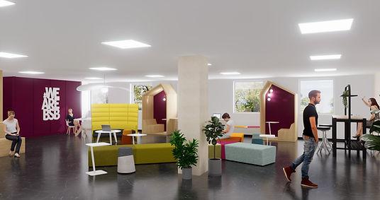 Campus BSB Burgundy SB Lyon