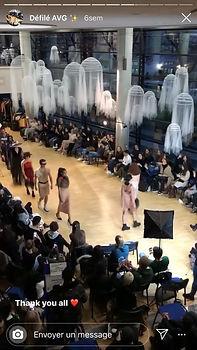 Défilé de mode GEM La Mode