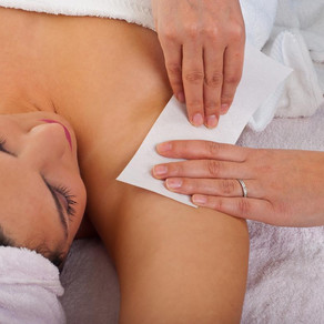 What you need to know about waxing before your big day!