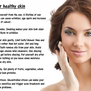Easy Tips for Healthy Skin