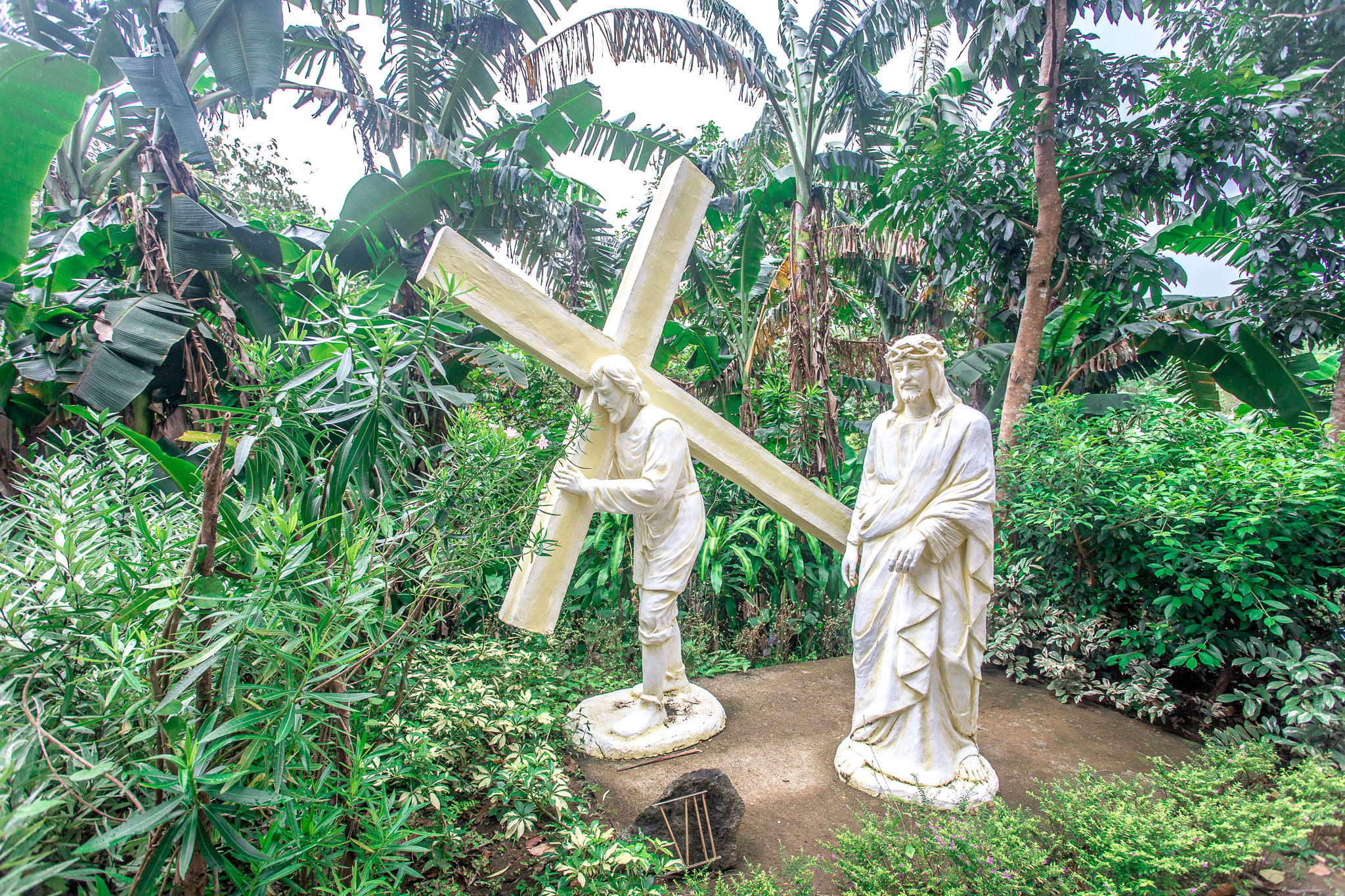 Via Crucis Garden