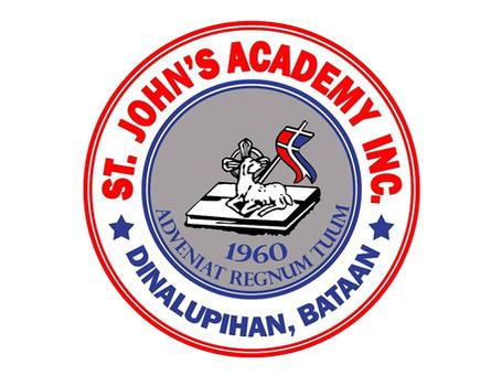 Big leap for robotics taken by Saint John Academy in Bataan