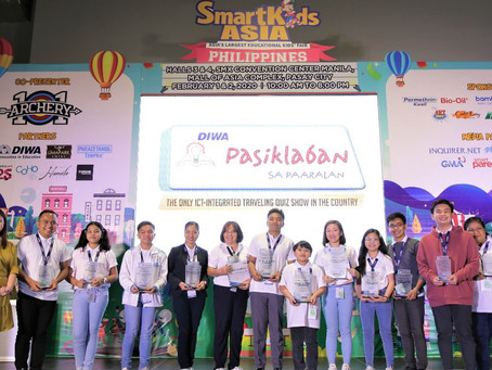Iloilo, GenSan take top prize in nationwide traveling quiz show