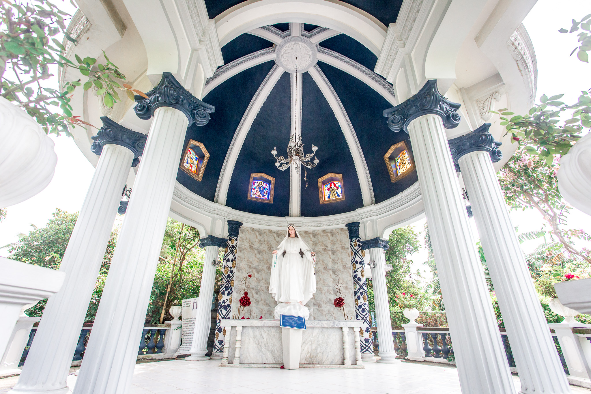 Dome of Mary Mediatrix