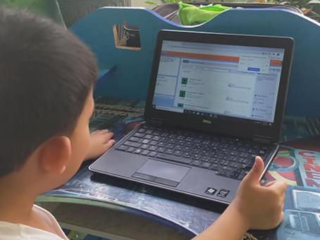 Zamboanga schooladministers final exams online