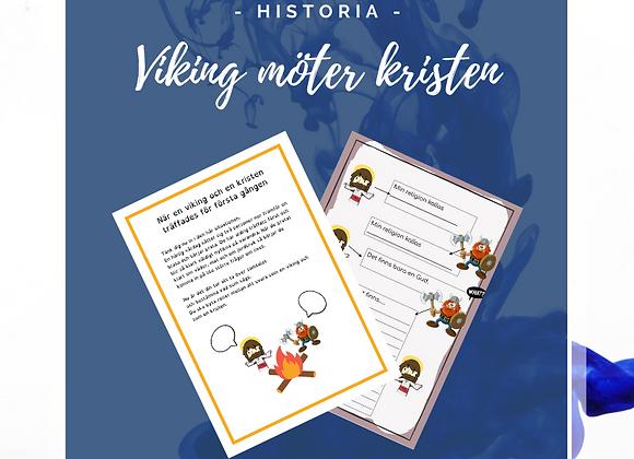 En viking möter en kristen