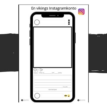 Om en viking hade haft Instagram