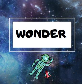 Wonder - material