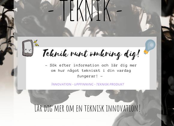 Innovation/uppfinning