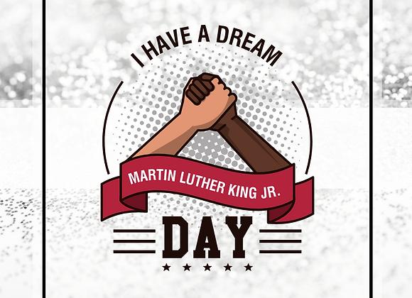 Martin Luther King jr GOTD