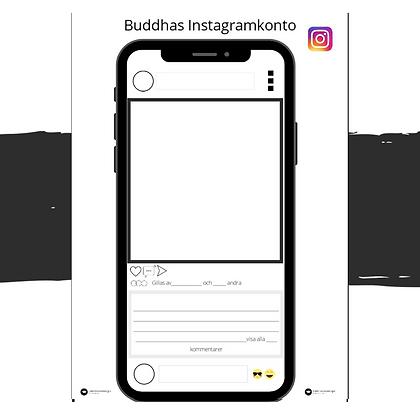 Om Buddha hade Instagram