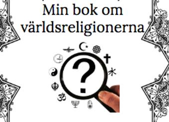 E-bok om världsreligionerna