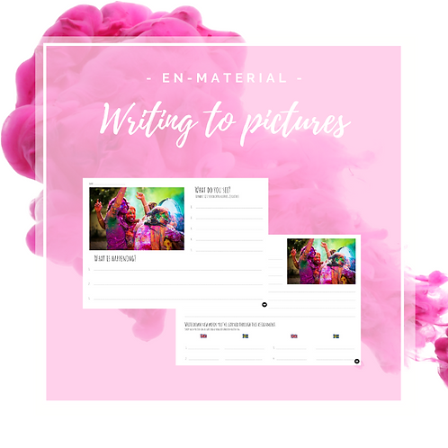 Writing to pictures