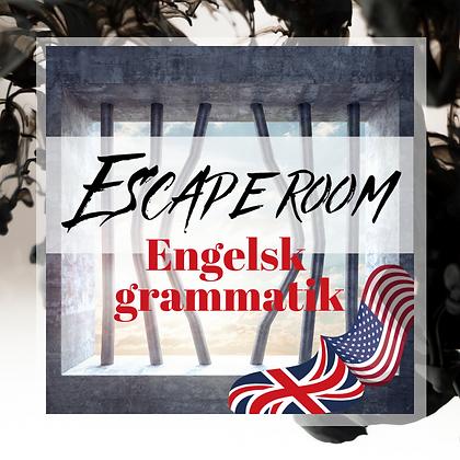 Escape Room -Engelska