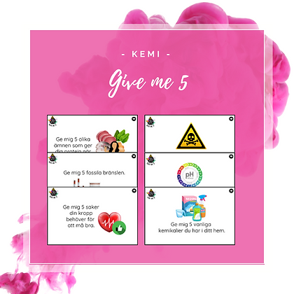 Give me five - Kemi