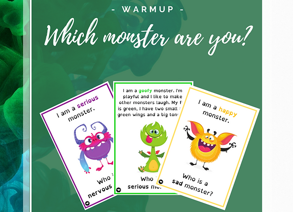 Wordsnake: Which monster are you?