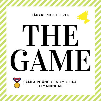 The Game ht 2018