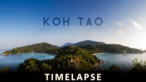 Koh Tao - Timelapse