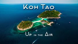 Koh Tao - Up in the Air