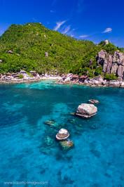 Three Rocks Koh Tao