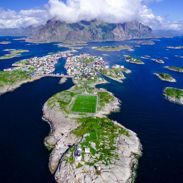 HenningsvAr, Lofoten - Norway
